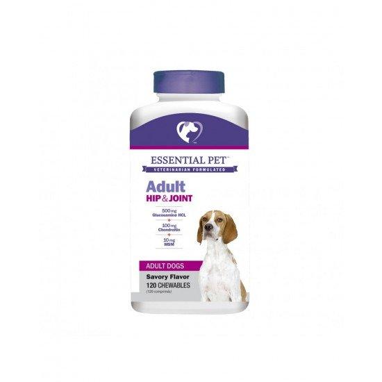 Глюкозамин Хондроитин 500/400 мг за Кучета 120 дъвчащи таблетки