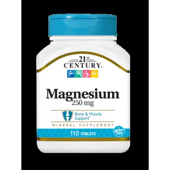 Магнезий 250 мг 110 Tаблетки