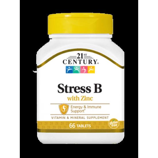 Стрес Б Комплекс 66 Таблетки | 66 дни
