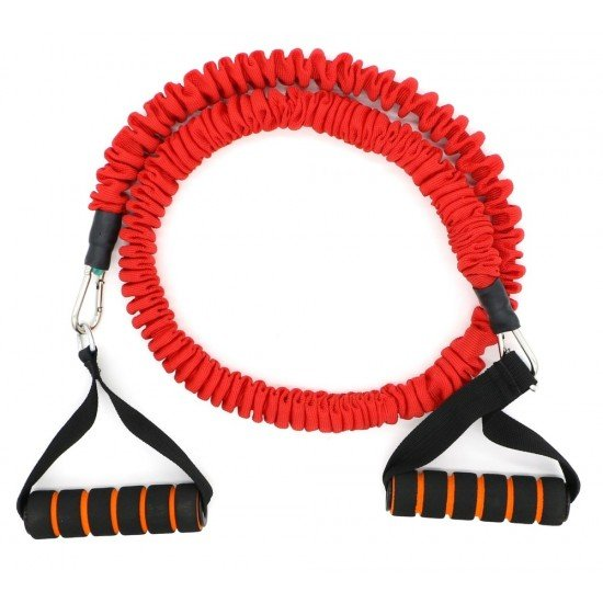 Ластици с ръкав и дръжки Active Gym със съпротивление 5кг-20кг