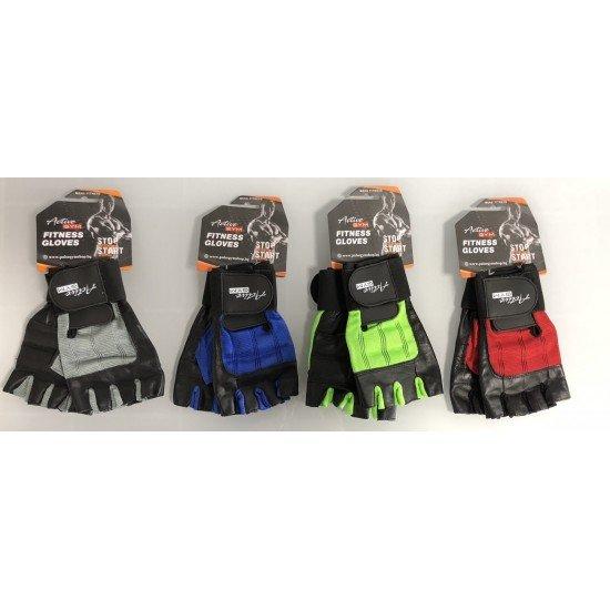 Мъжки Фитнес ръкавици Active Gym Economical Gloves
