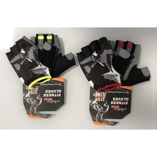 Дамски Фитнес ръкавици Active Gym Missy Gloves