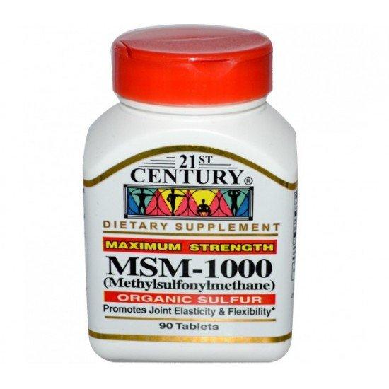 МСМ 1000 мг 90 Tаблетки LIGNISUL™