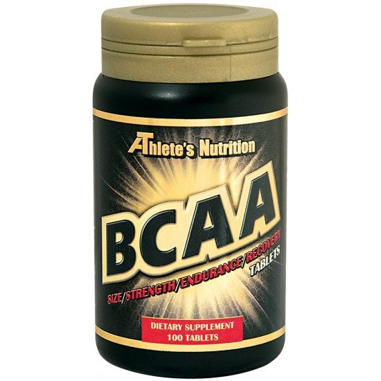 Athlete's BCAA