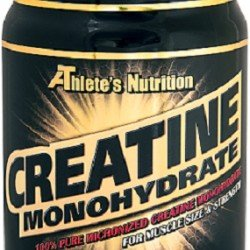 Athlete's Creatine Monohydrate Micronized