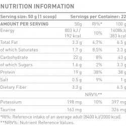 Battery Breakfast Protein