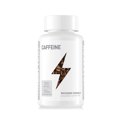 Battery Caffeine 100 mg
