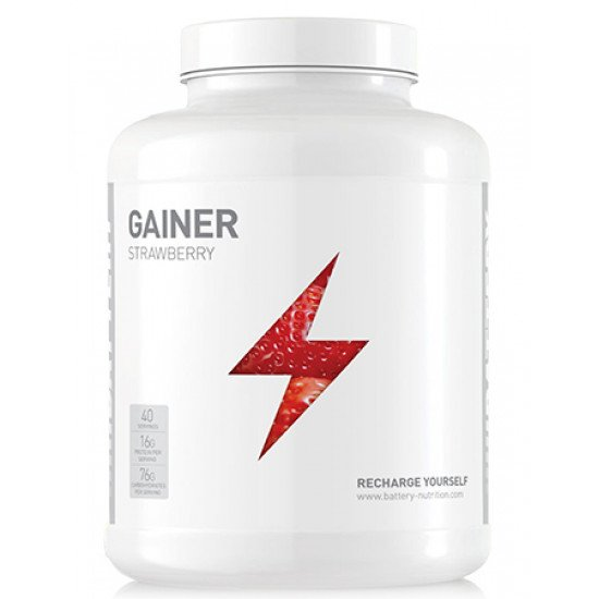 Battery Gainer