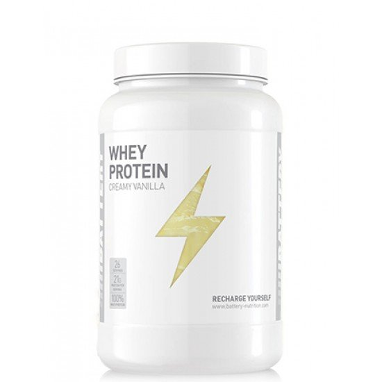 Battery Nutrition Whey Protein