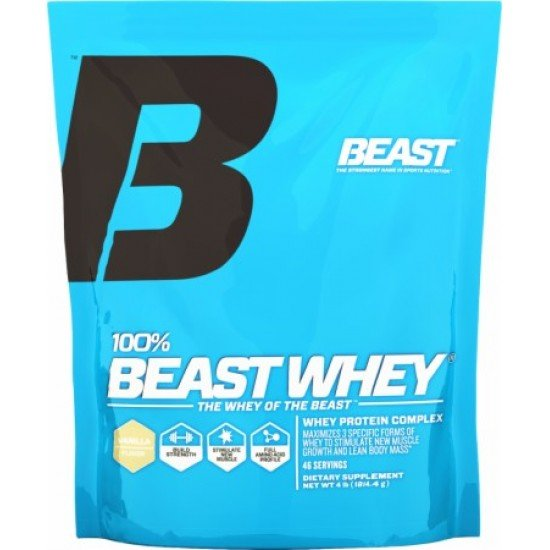 Beast Nutrition 100% Beast Whey Protein