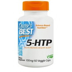 Doctor's Best 5-HTP Serotonin Booster 100 mg