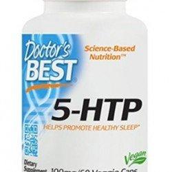 Doctor's Best 5-HTP Serotonin Booster 100 mg