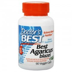 Doctor's Best Best Agaricus Blazei 40% 400 mg