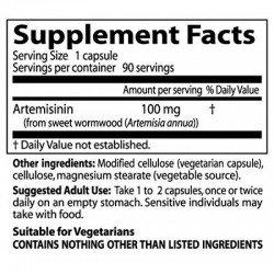 Doctor's Best Best Artemisinin 100 mg