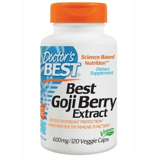 Doctor's Best Best Goji Berry Extract 600 mg