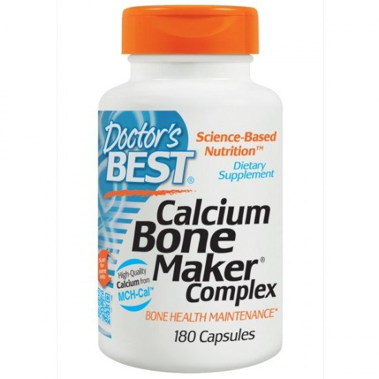 Doctor`s Best Calcium Bone Maker Complex