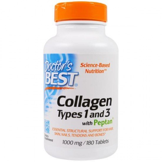 Doctor's Best Best Collagen Types I and III