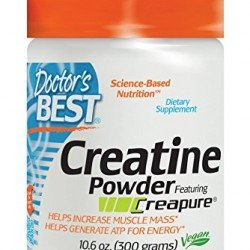 Doctor`s Best Creatine Powder Featuring Creapure