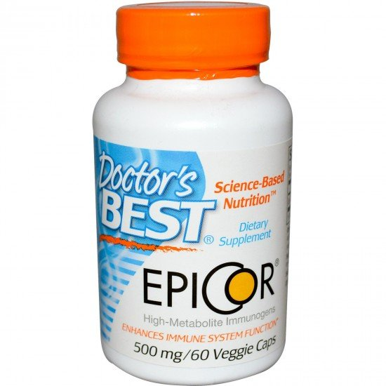 Doctor's Best Epicor 500 mg
