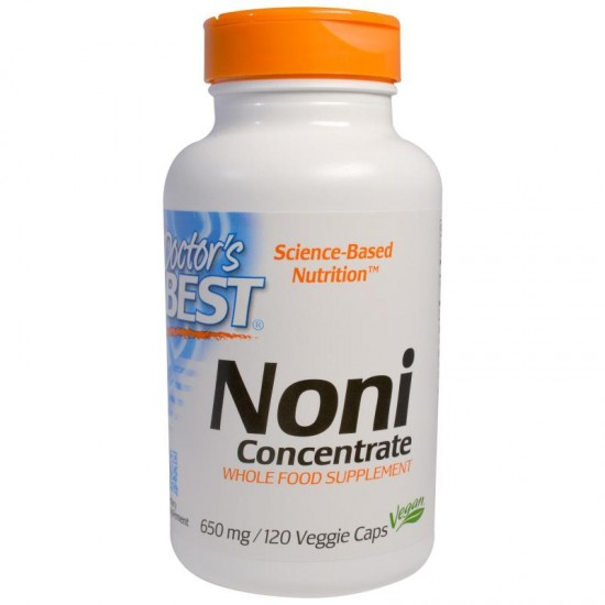 Doctor's Best Noni Concentrate 650 mg