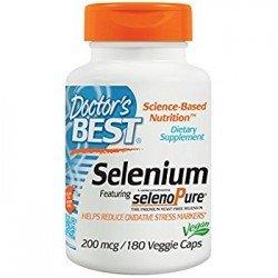 Doctor's Best Selenium 200 mcg