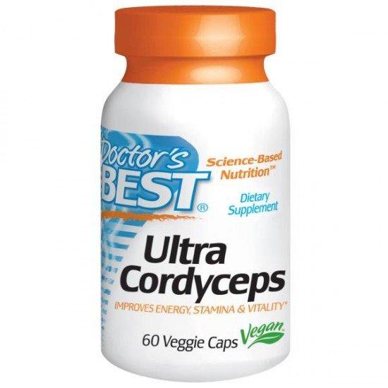Doctor's Best Ultra Cordyceps 750mg