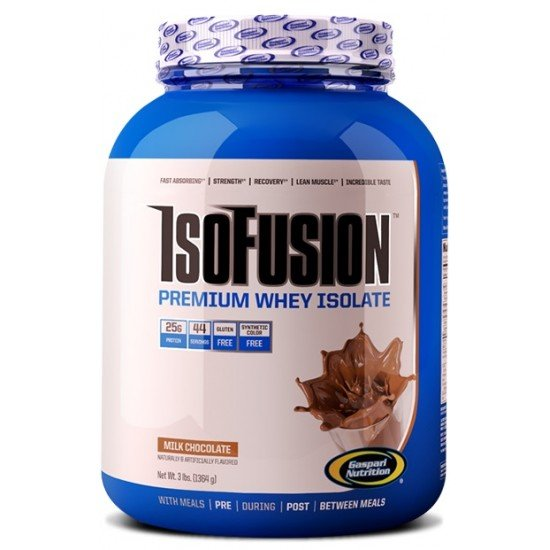 Gaspari IsoFusion Premium Whey Isolate
