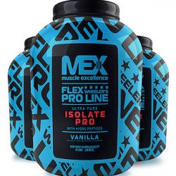Mex Nutrition Flex Wheeler's Isolate Pro