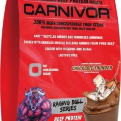 Musclemeds Carnivor Raging Beef Protein Isolate
