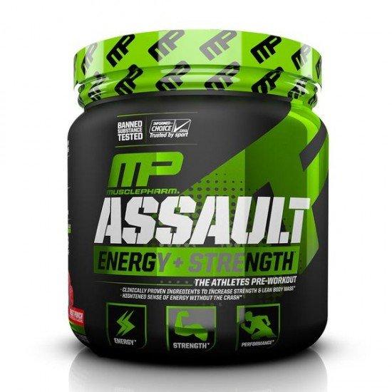 Musclepharm Assault Sport Series