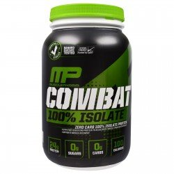 Musclepharm Combat 100% Isolate