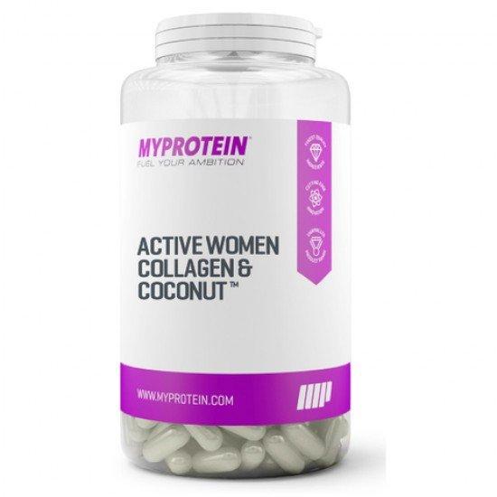 Myprotein Active Woman Collagen & Coconut