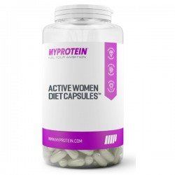 Myprotein Active Woman Diet Capsules