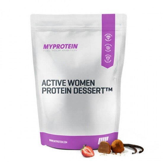 Myprotein Active Woman Low Calorie Desert
