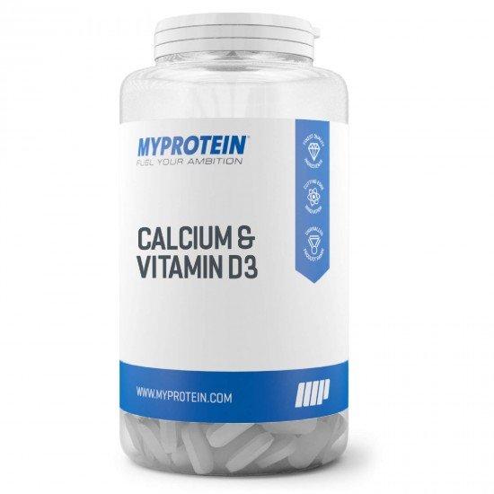 Myprotein Calcium & Vitamin D3
