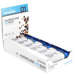 Myprotein Hurricane XS Bars Box
