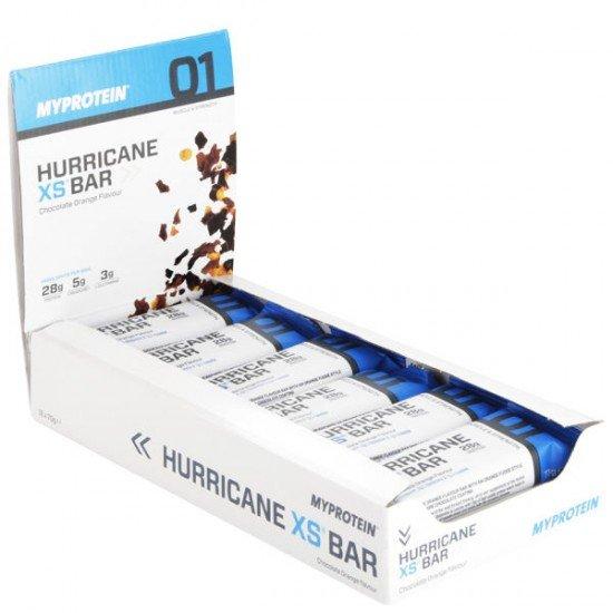 Myprotein Hurricane XS Bars Box