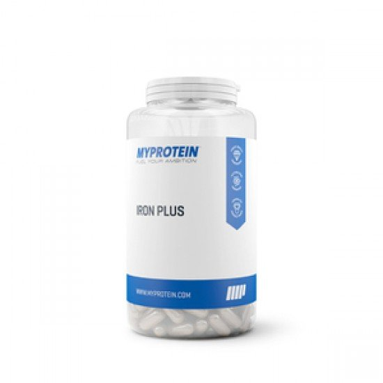 Myprotein Iron plus Folic Acid