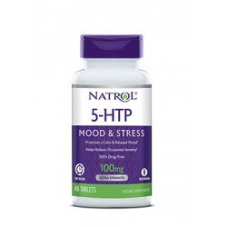 Natrol 5-HTP 100mg - Time Release