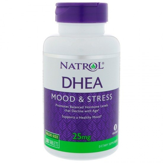Natrol DHEA 25mg