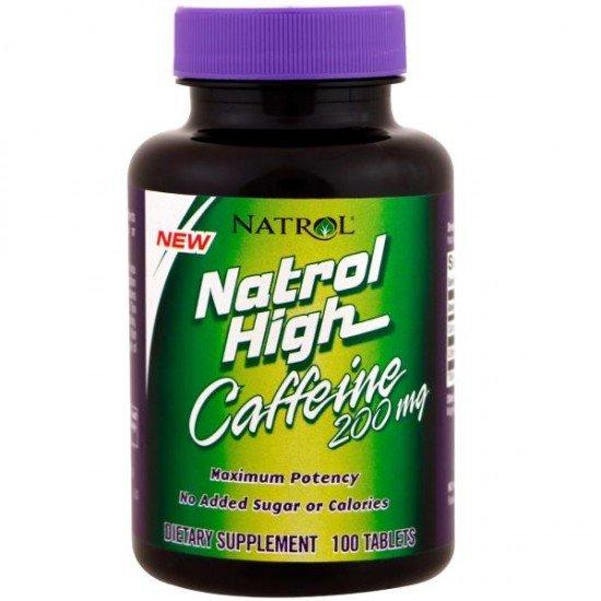 Natrol High Caffeine 200mg
