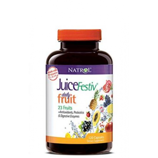 Natrol JuiceFestiv Daily Fruit