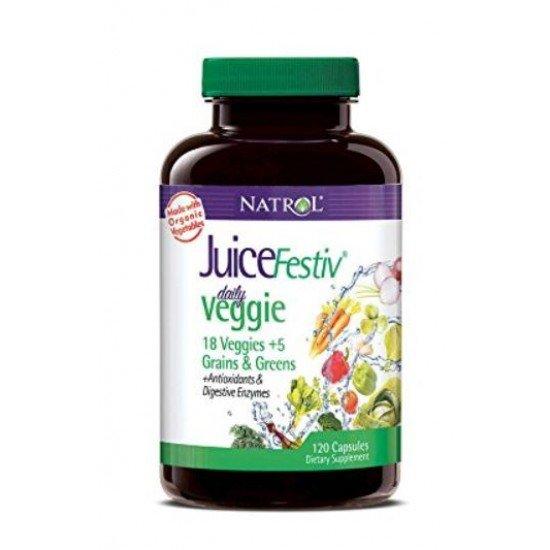 Natrol JuiceFestiv Daily Veggie