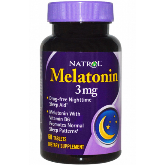Natrol Melatonin 3mg
