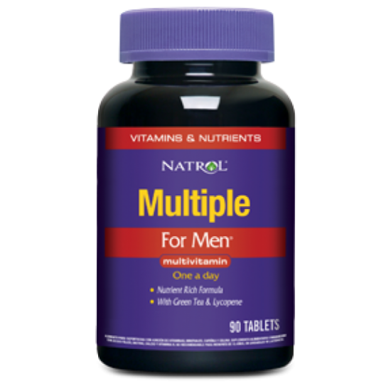 Natrol Men's Multivitamin