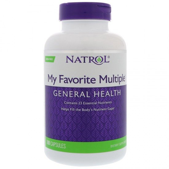 Natrol My Favorite Multiple