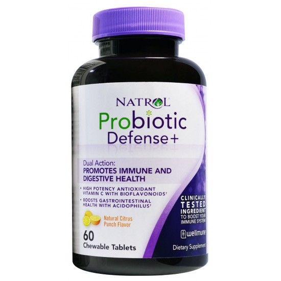 Natrol Probiotic Defense+