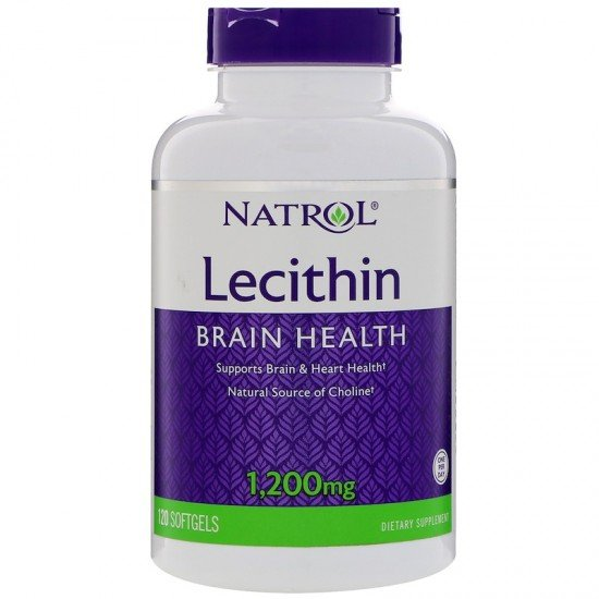 Natrol Soya Lecithin 1200mg