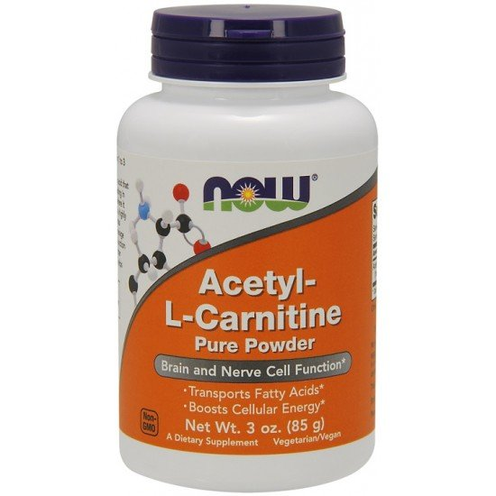 Now Foods Acetyl L-Carnitine Powder