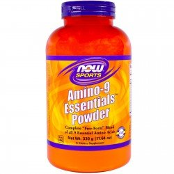 Now Foods Amino-9 Essentials Powder